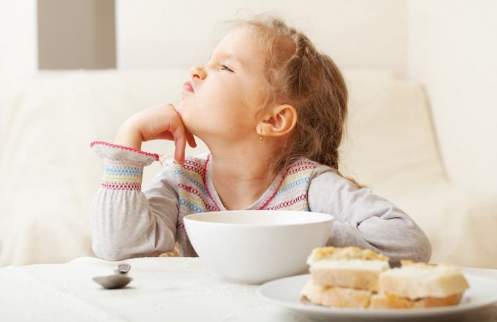 Young picky eaters might have more mental health woes