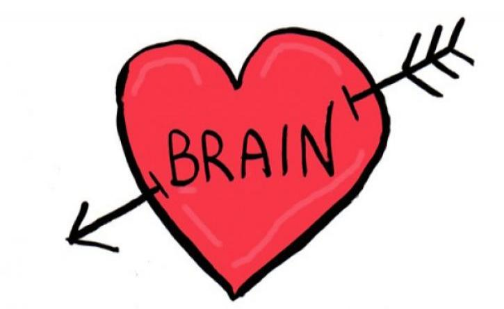 Brains are calmed when reminded of love