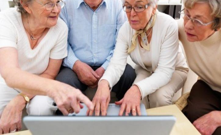 Internet could help fight depression of the elderly