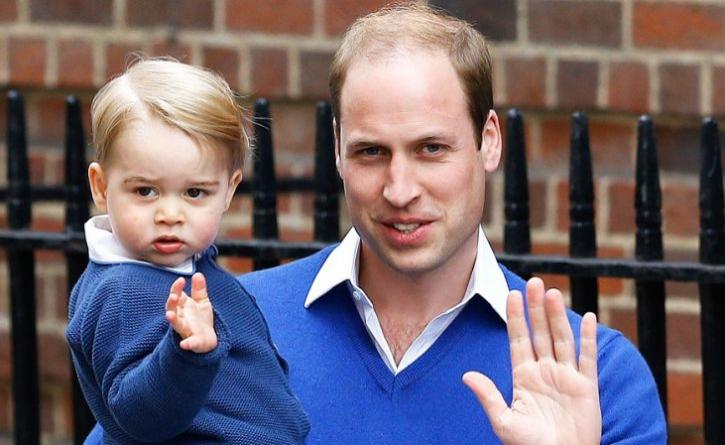 Prince William urges fathers to discuss mental health with children