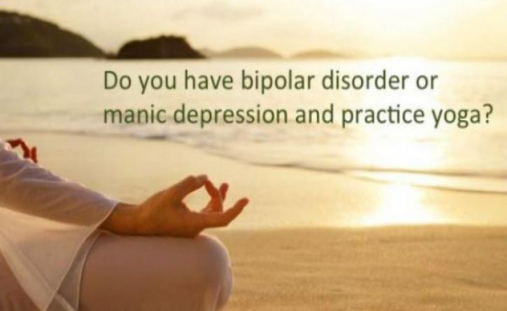 Can yoga play a role in treating the bipolar?