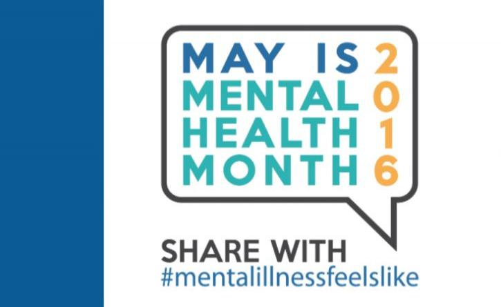 Mental Health Awareness Month Highlights the Need for Treatment and Support