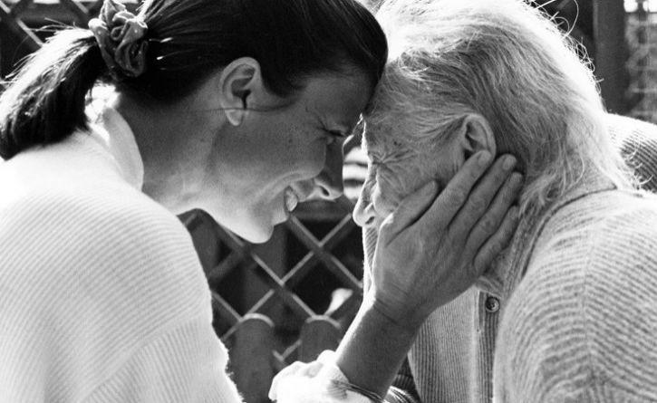 Alzheimer's disease - the whole family suffers, not only the person with dementia